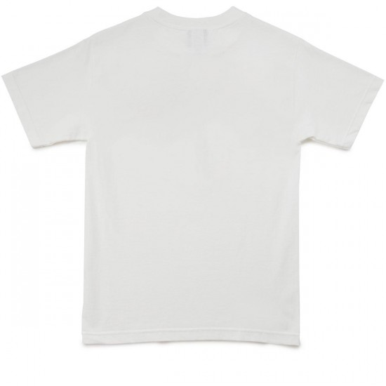 DGK Don't Worry T-Shirt - White