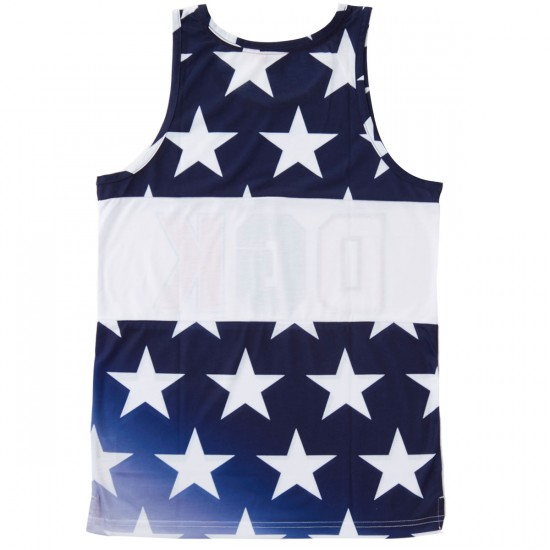 DGK From Nothing Tank Top - Navy