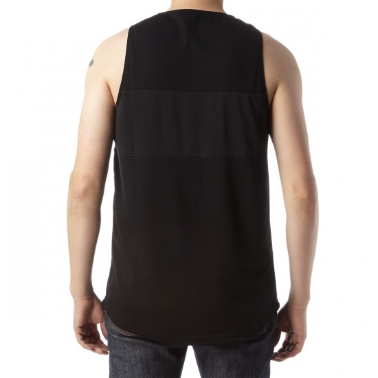 Primitive Mirage Basketball Jersey - Black