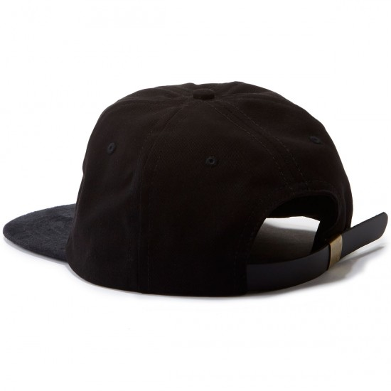 Casual Industrees Kingfisher Hat - Black