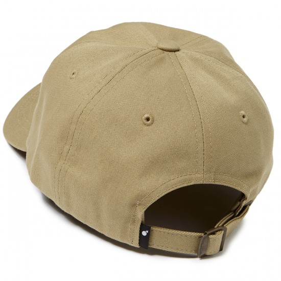 The Hundreds Mills Strapback Hat - Khaki