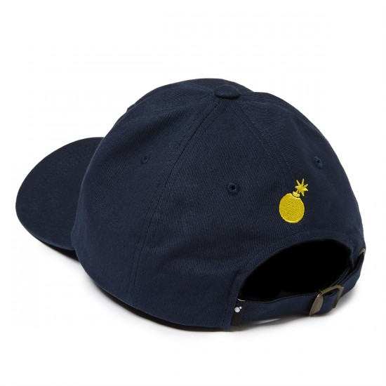The Hundreds Pigs Strapback Hat - Navy