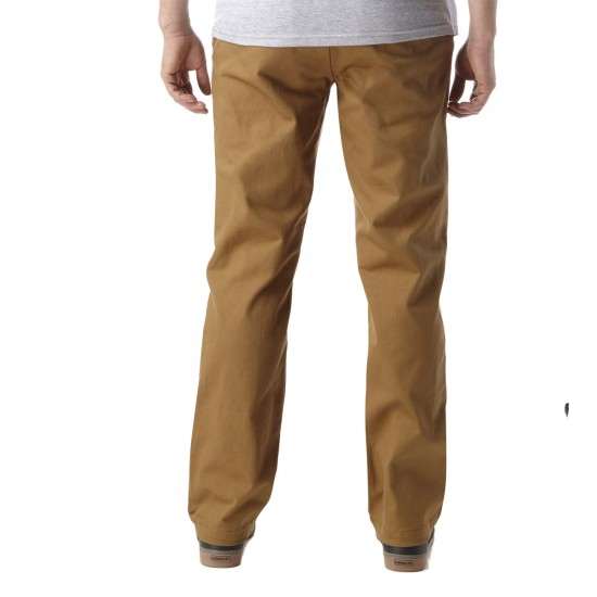 Expedition Drifter Chino Pants - Dark Khaki - 30 - 32