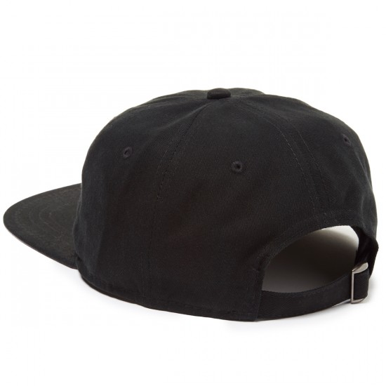 Welcome Talisman Unstructured Slider Hat - Black/White/Pink