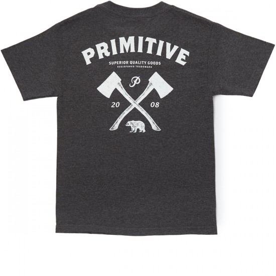 Primitive Forged T-Shirt - Black