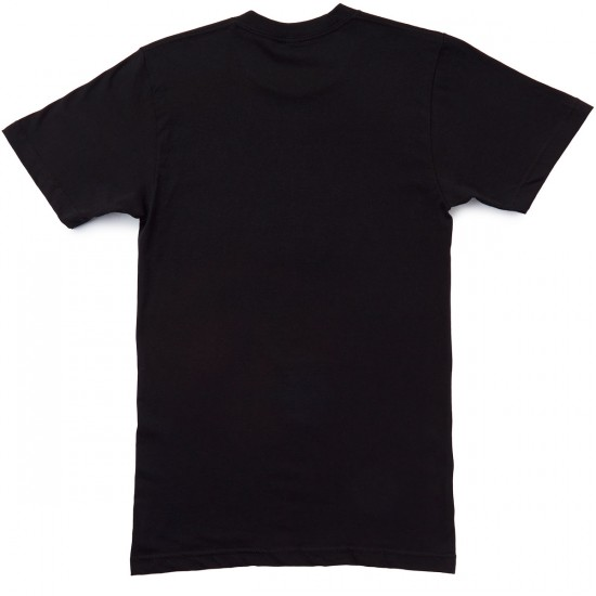 Casual Industrees Made 4 Oregon T-Shirt - Black