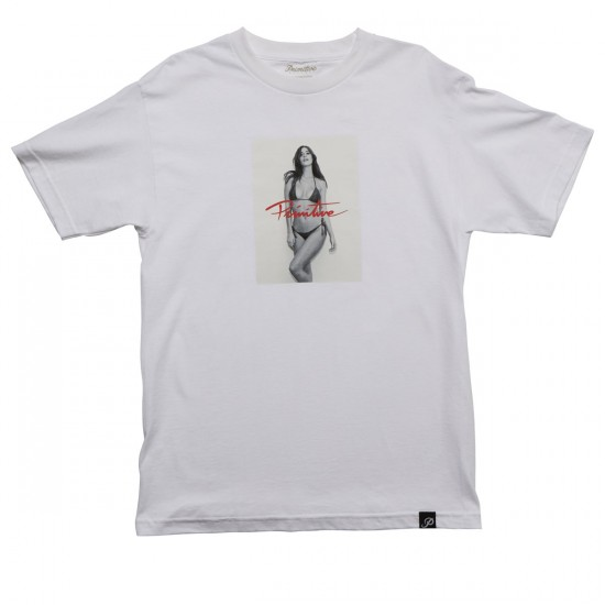 Primitive Posted T-Shirt - White