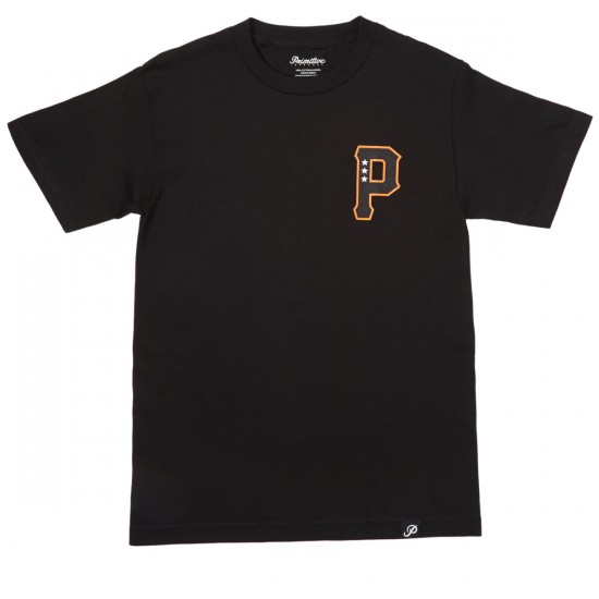 Primitive Timeless P T-Shirt - Black