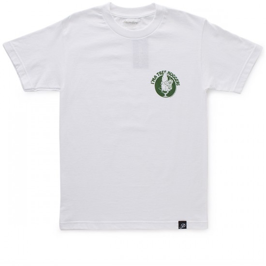 Primitive Tree Hugger T-Shirt - White