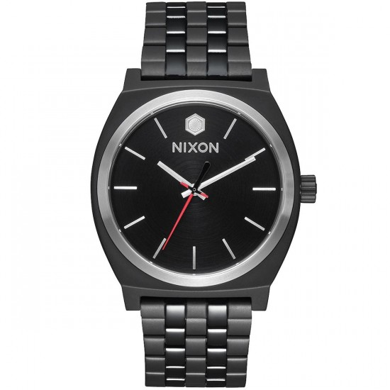 Nixon X Star Wars Time Teller Watch - Kylo Black