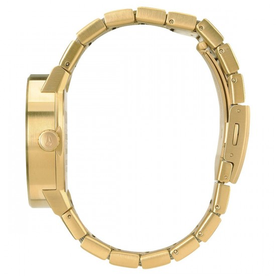 Nixon Cannon Watch - All Gold