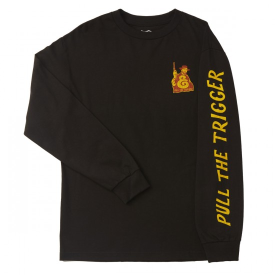 Expedition Trigger Long Sleeve T-Shirt - Black