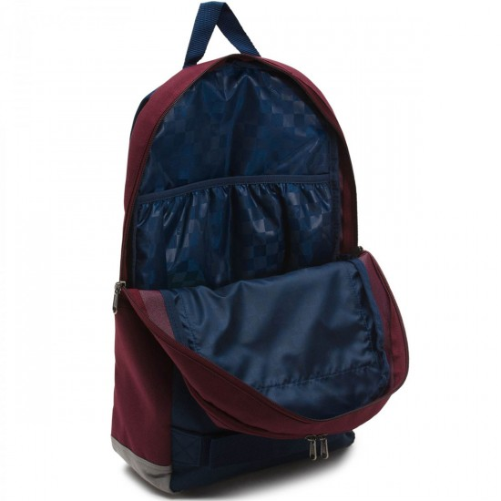 Vans Authentic III SK8pack Backpack - Port Royale Colorblock