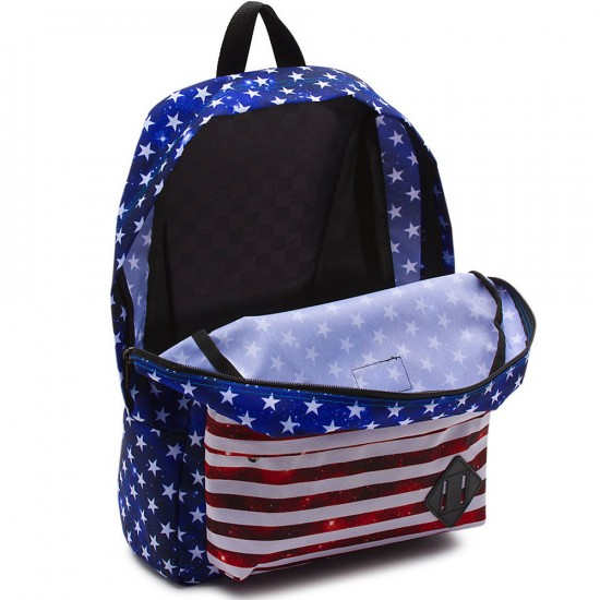 Vans Old Skool II Backpack - Americana