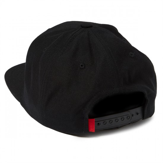 CLSC Game Day Snapback Hat - Black