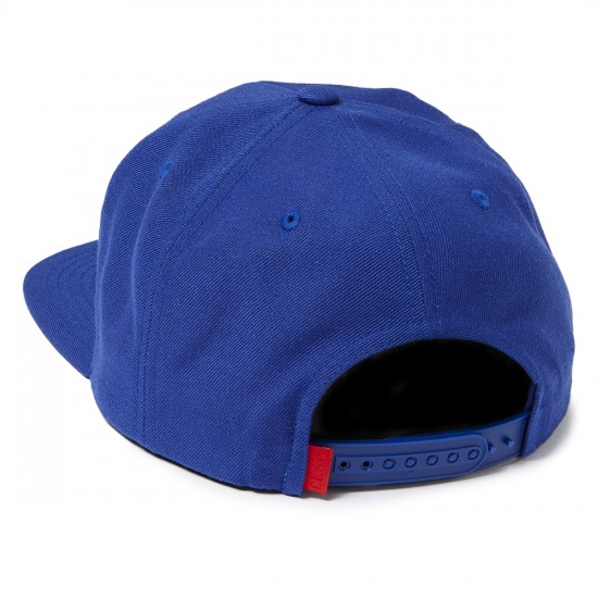 CLSC PS-89 Snapback Hat - Royal Blue