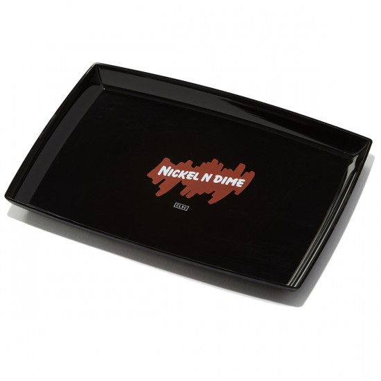 CLSC Service Rolling Tray - Black