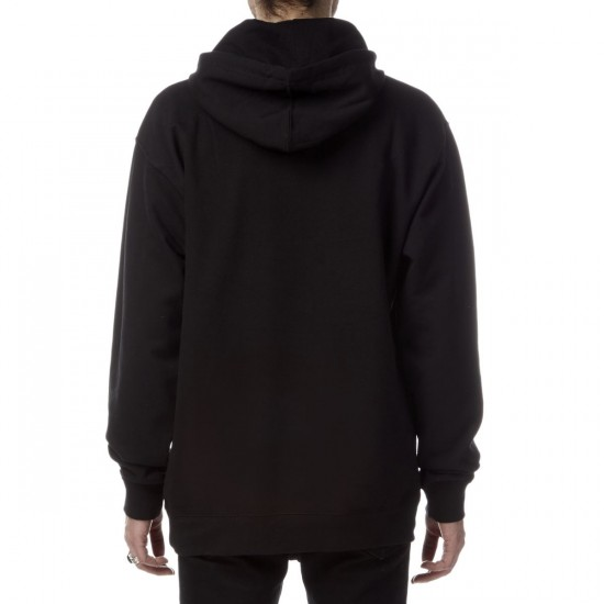 Butter Goods Lion Pullover Hoodie - Black