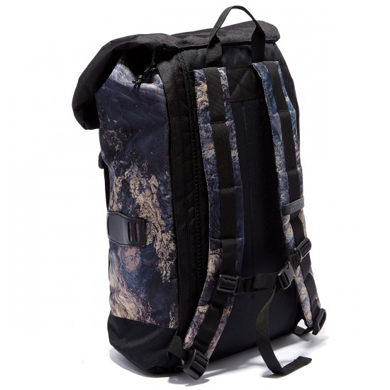 Burton Tinder Backpack - Earth Print