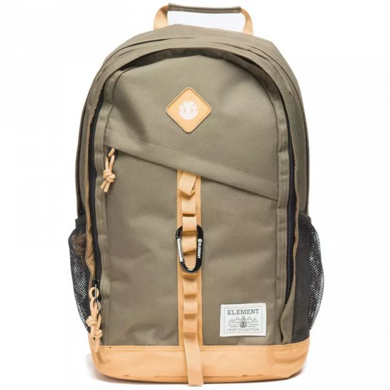 Element Cypress Backpack - Moss Green