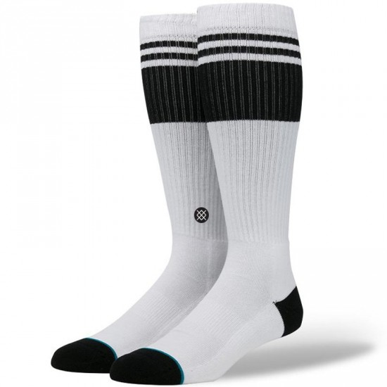 Stance Creeper Socks - White