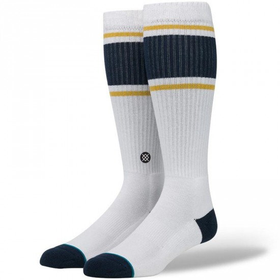 Stance Infiltration Socks - White