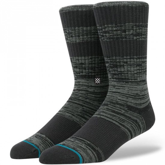 Stance Mission Socks - Blue