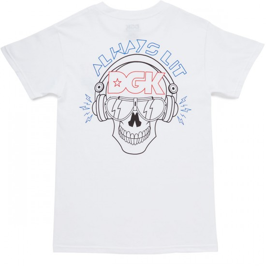 DGK Always Lit T-Shirt - White