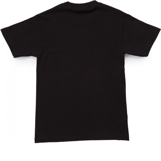 DGK Skate and Bake T-Shirt - Black