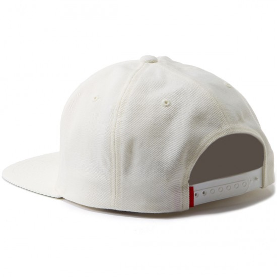 CLSC Poison Snapback Hat - White