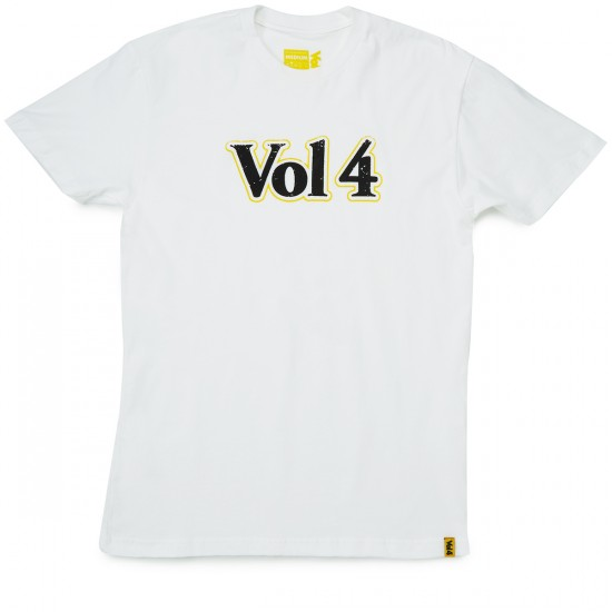 Volume 4 Dust T-Shirt - White