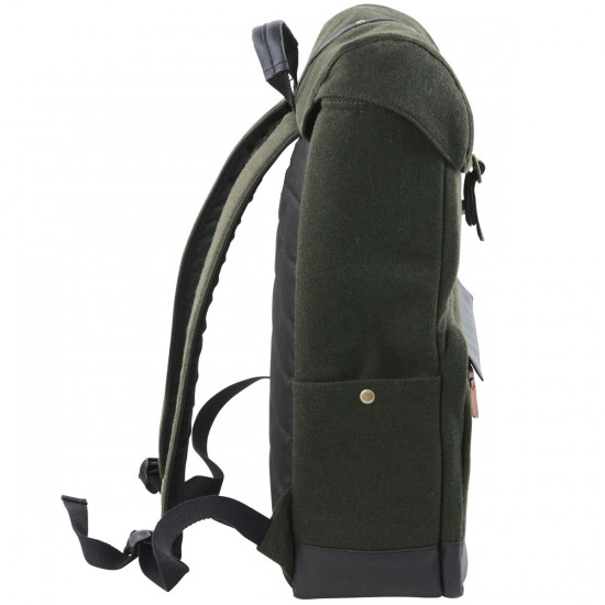 Hex Coast Backpack - Stinson Olive/Black