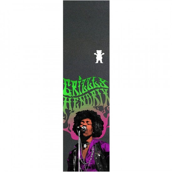 Grizzly x Jimi Hendrix Washed Grip Tape