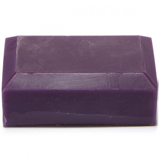 Shorty's Curb Candy Large Bar Skate Wax - Purple