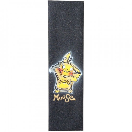 Mouse Hand-Sprayed Skateboard Grip Tape - Pikakrue