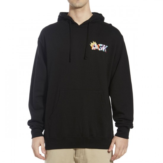 DGK Notorious Fleece Hoodie - Black
