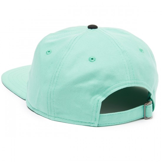 Welcome Talisman Unstructured Slider Hat - Mint/Black