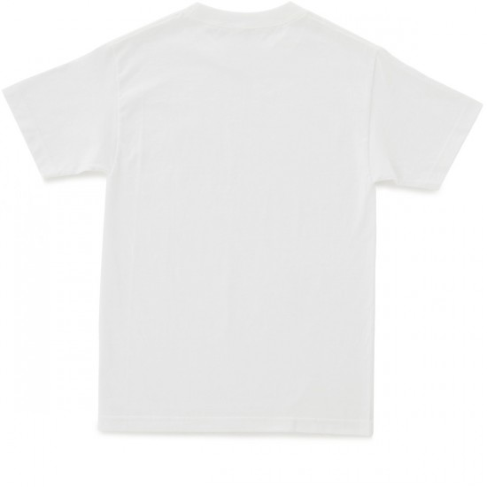 Baker Coffee Squad T-Shirt - White