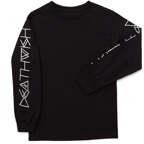 Deathwish Future Thrash Long Sleeve T-Shirt - Black