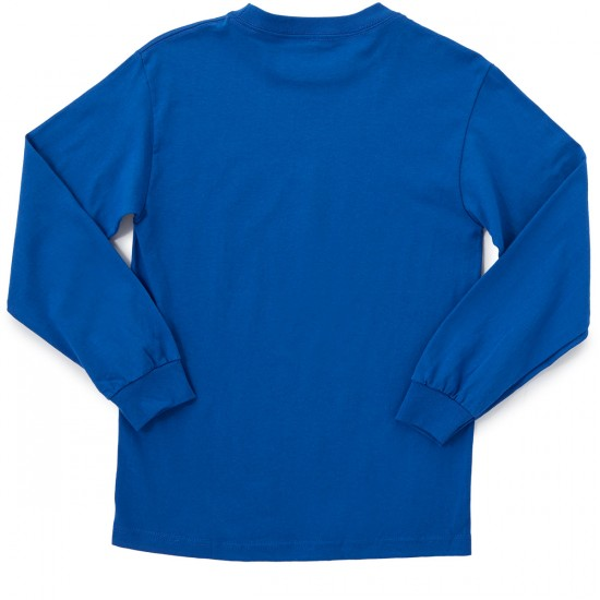Shake Junt Get Buck Long Sleeve T-Shirt - Royal
