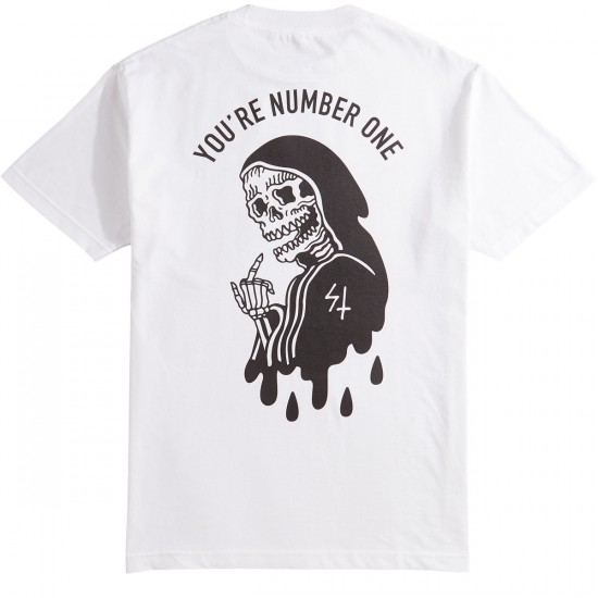 Sketchy tank heat t shirt white for Be sketchy t shirts