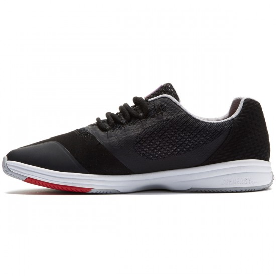 eS Sesla Shoes - Black/Grey/Red - 10.0