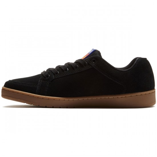 eS Sal Shoes - Black/Gum - 10.0