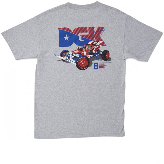 DGK Hopper T-Shirt - Athletic Heather