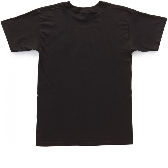 VISUAL Volt T-Shirt - Black