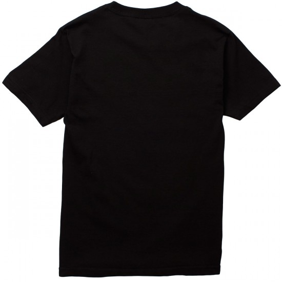 VISUAL Tapped T-Shirt - Black