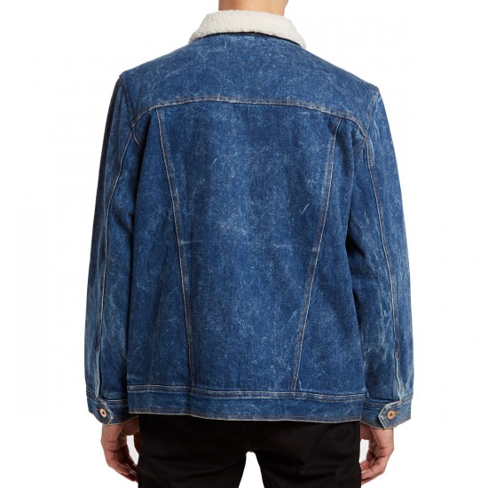 Asphalt Yacht Club Riley Hawk Jacket - Denim