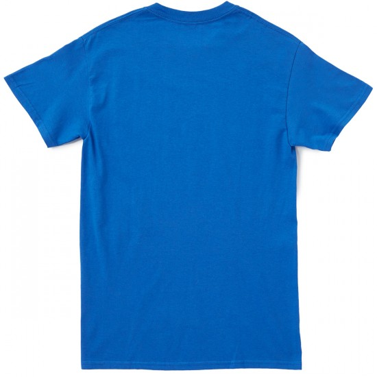Illegal Civilization Chemistry Can T-Shirt - Royal
