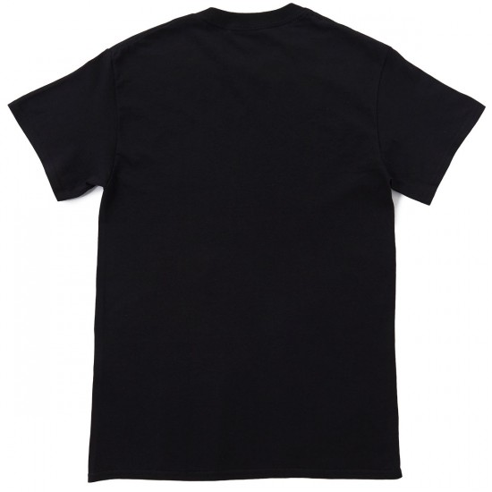 Illegal Civilization Cactus T-Shirt - Black