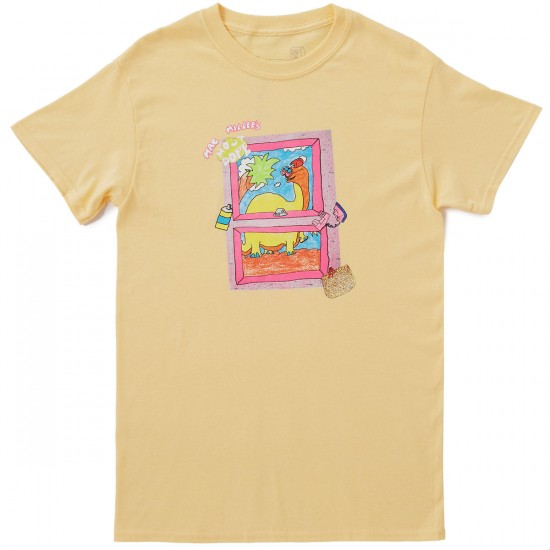 Illegal Civilization Most Dope T-Shirt - Yellow